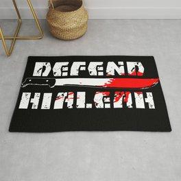 DEFEND HIALEAH Rug