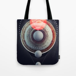 Jupiter BETA ( Pre-release version ) Tote Bag