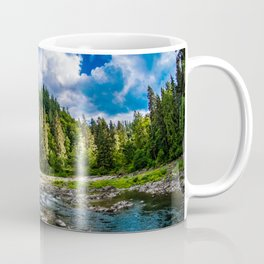 Snoqualmie Falls from Below Coffee Mug