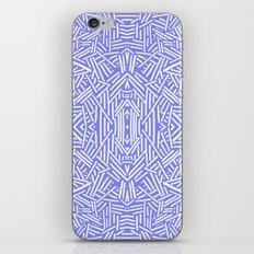 Radiate (Periwinkle) iPhone & iPod Skin