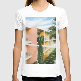Palm Springs Cactus T-shirt