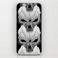 Skull Pop Art Edition iPhone & iPod Skin