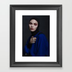 A Structured Perspective II Framed Art Print