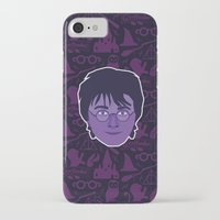 harry iPhone & iPod Cases featuring Harry by Kuki
