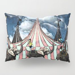 Elephant Parade Pillow Sham