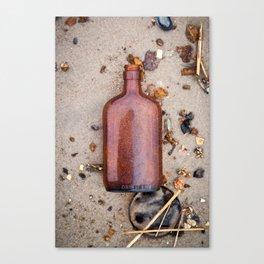 Dead Horse Bottle 3 Canvas Print