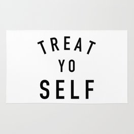 Treat Yo Self Rug