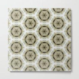 Money Texture / Pattern Background Metal Print