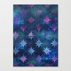 Bohemian Night Skye Canvas Print