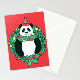 Beary Christmas Stationery Cards
