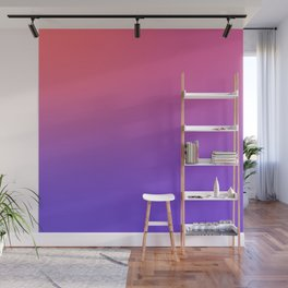 HALLOWEEN CANDY - Minimal Plain Soft Mood Color Blend Prints Wall Mural