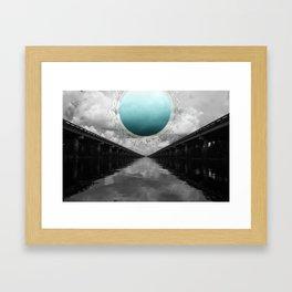 Division Framed Art Print