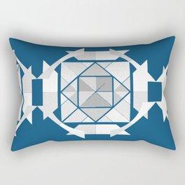 Thorn Compass Rectangular Pillow