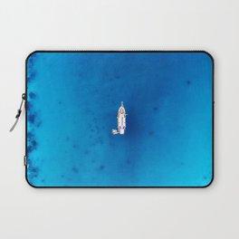 Deep Blue Sea Laptop Sleeve