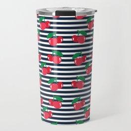 Fresh Cherry Travel Mug