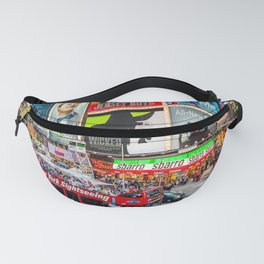 Times Square II Special Edition III Fanny Pack