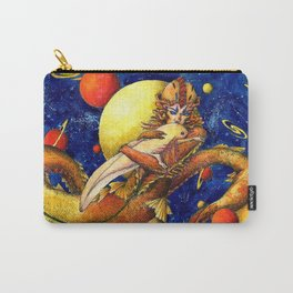 Space mermaid Carry-All Pouch