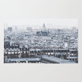 Rooftops - Architecture, Photography Rug