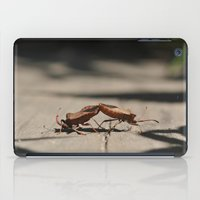 wrestling iPad Cases featuring wrestling by Grigoriy Pil