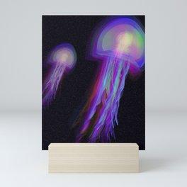 The Underwater Cosmos Mini Art Print