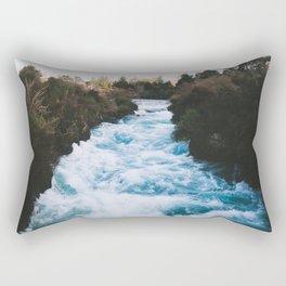 Huka Falls Rectangular Pillow