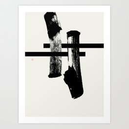 #torii (West Meets East Series) Art Print