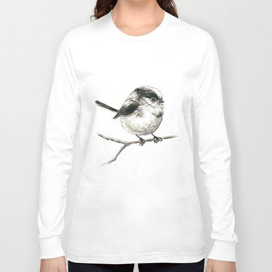 Tit bird Long Sleeve T-shirt