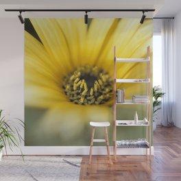 Yellow flower Wall Mural