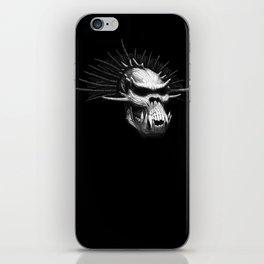Troll Skull iPhone Skin