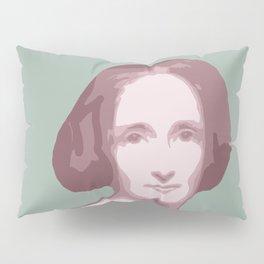Mary Shelley Pillow Sham