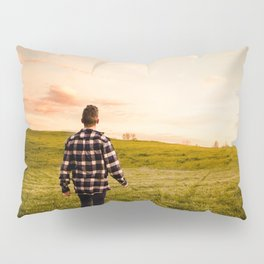 Safely To Arrive at Home Pillow Sham