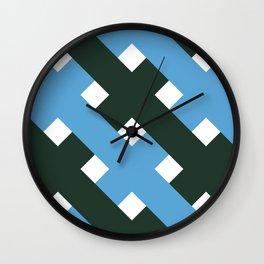 TOO-lane, not tu-LANE Wall Clock