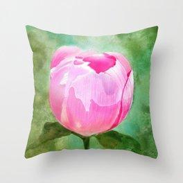 Gramma's Glow Throw Pillow