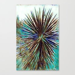 Joshua Tree Mintz by CREYES Canvas Print