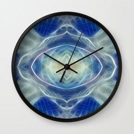Tarot card II - The Priestess Wall Clock