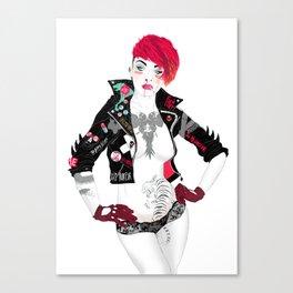 Thriller Canvas Print