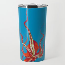 Stitches: Octopus Travel Mug