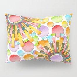 Birthday Party Polka Dots Pillow Sham
