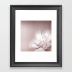 Pink whisp Framed Art Print