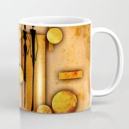 Africa retro vintage style design illustration Coffee Mug