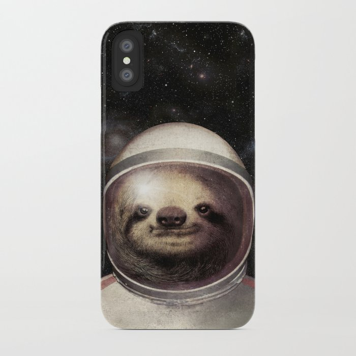 Space Sloth iPhone Case