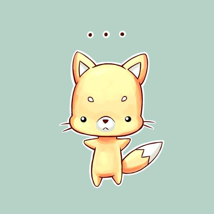 Little Fox Comforters