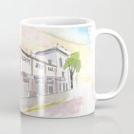 Key West Florida Bar Duval Street Scene Coffee Mug