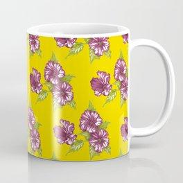 Jessica Yellow Coffee Mug