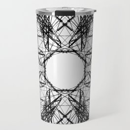 Symmetrical Power Travel Mug