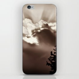 Walk On iPhone Skin