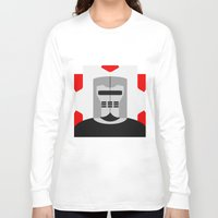 knight Long Sleeve T-shirts featuring Knight by Vipes