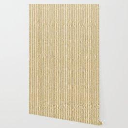 Herringbone Style Wallpaper