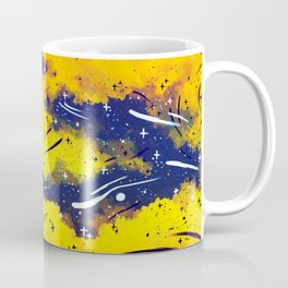 Tiger Striped Sky Coffee Mug