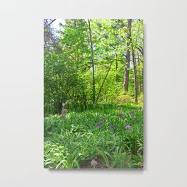 When your Soul Mends Metal Print